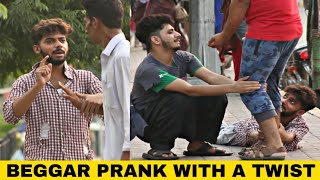 Beggar Singing & Dancing Prank Ft. Superboy Pranks | Prank in Pakistan