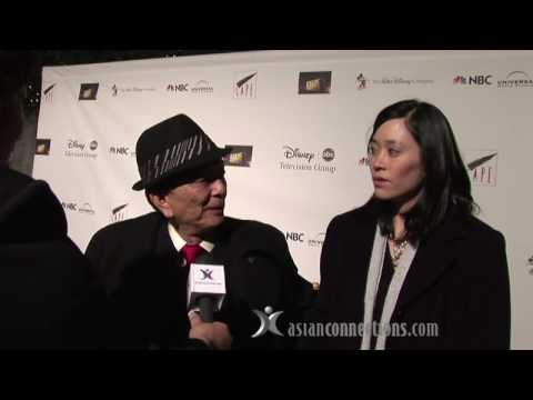 JAMES HONG & DAUGHTER APRIL HONG TALK ABOUT THEIR ACTING CAREERS IN HOLLYWOOD WITH ASIANCONNECTIONS.COMPT3of3.m4v