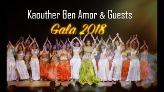 Kaouther Ben Amor & Guests Gala 2018