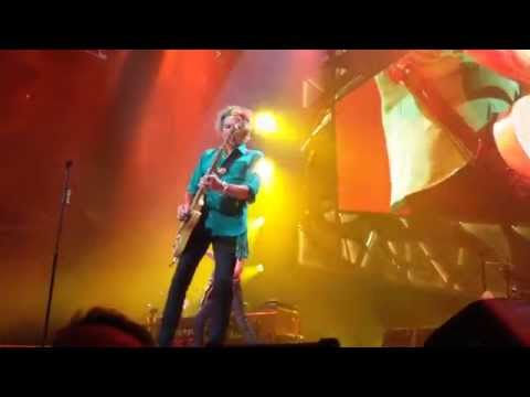 The Rolling Stones - Honky Tonk Woman (Live @ Perth Arena 2014 Show #1)