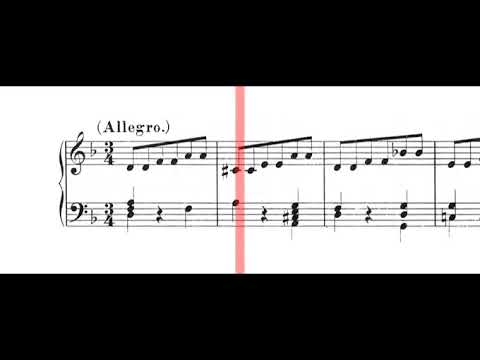 BWV 987: Concerto Transcription in D Minor after Prince Ernst