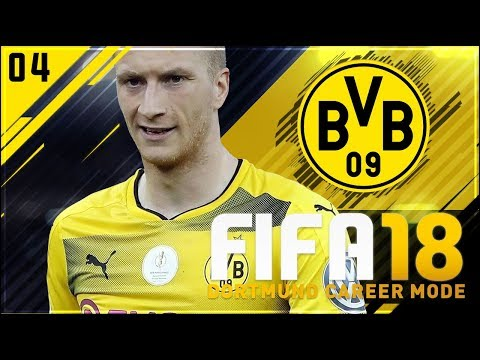 FIFA 18 Dortmund Career Mode Ep4 - NEW PLAYER VOTE!!