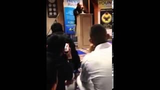 Uk apachi rapping in a mosque teaching Islam !!!ex original