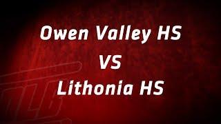 Owen Valley HS vs Lithonia HS   DrumLine Battle