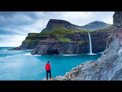 The Iconic Photography Spots of The Faroe Islands