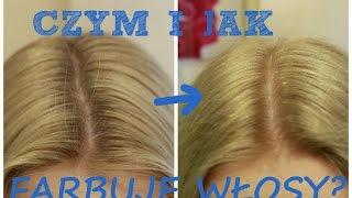 Czym i jak farbuję włosy | Doriska