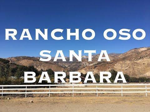 Santa Barbara Camping Rancho Oso RV Park