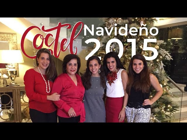 Coctel Navideño 2015