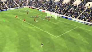 Escocia vs Portugal -  87 minutes