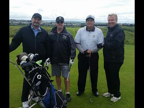 Ireland 2017 - Golf Trip - Vince, Mike, Tom and Doug