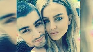 "Perrie Edwards Talks Zayn Malik - Knew He Was ""Bad News"" From The Start"