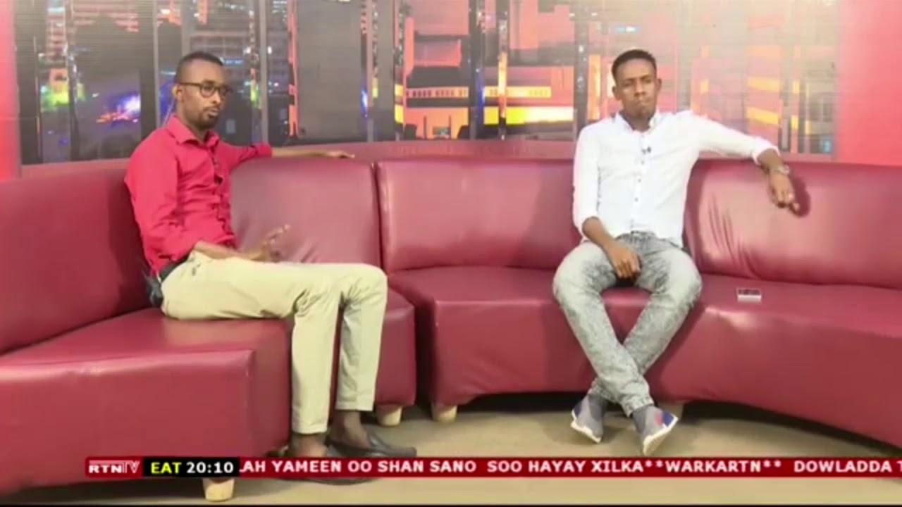 Qaab Casri ah oo RTN TV u tabineysay Ciyaarta Finalka Koobka Degmooyinka  G/banaadir