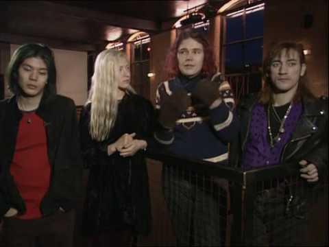 Smashing Pumpkins Interview, Nirvana, & Hole - Rapido Investigates