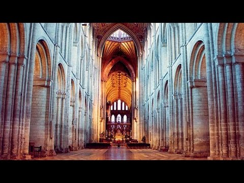 Interpreting Ely Cathedral - Dr Lynne Broughton