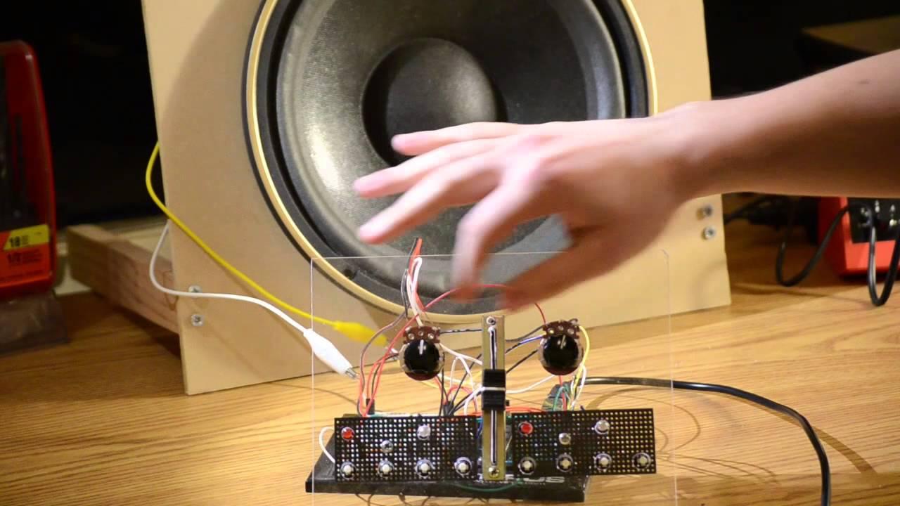 DIY 8-Step Sequencer w/ Arduino
