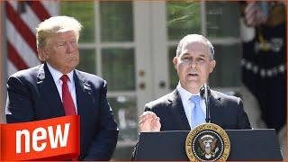 Trumps Umweltminister Scott Pruitt geht – seine Skandale jedoch bleiben