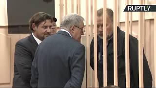 Заседание Басманного суда по делу замглавы ФСИН Коршунова