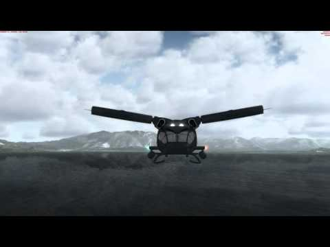 Aerospatiale Samson SA-2 Helicopter M45 to KTRK