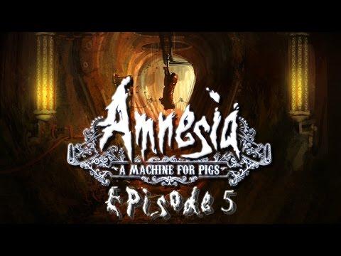 COMPOUND X!! ¦ Amnesia: A Machine For Pigs ¦ Episode 5