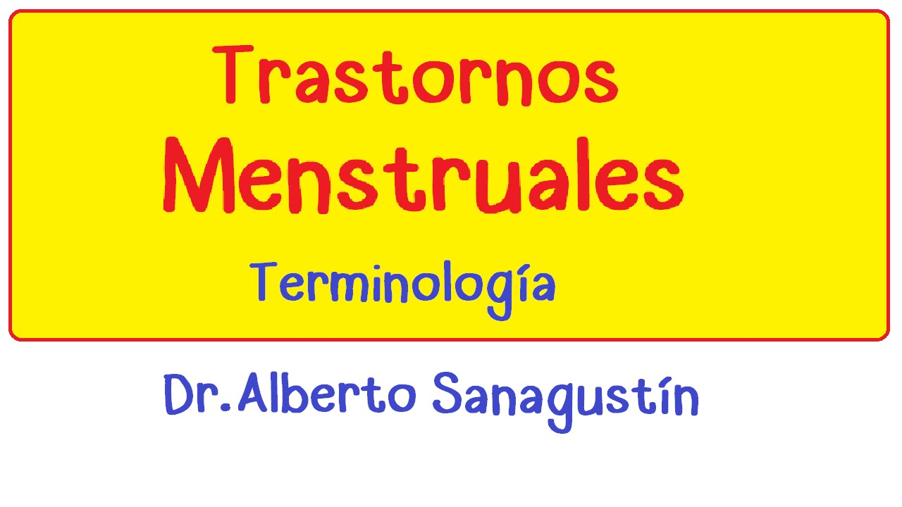 trastornos de la menstruacion cie 10