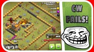 Größter Clankriegs Fail in der Geschichte von Coc!| Endlich Babydrachen!| Clash of Clans 023|Boomer