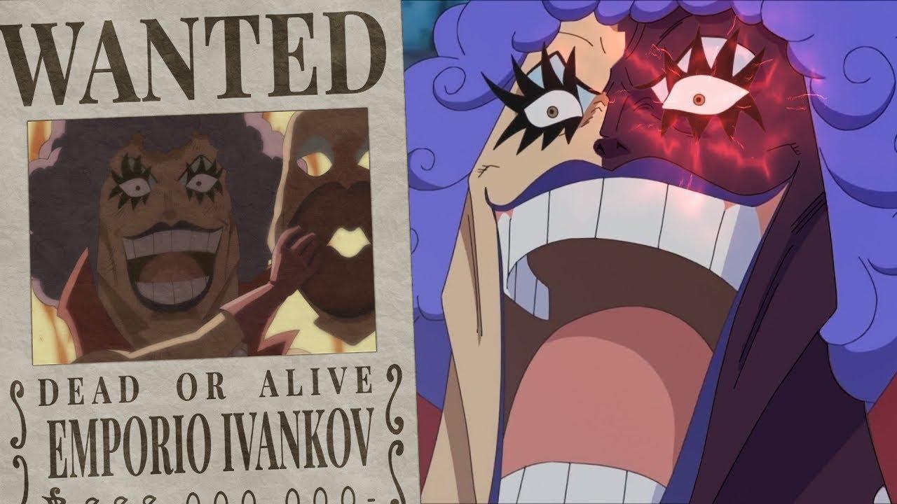SEBERAPA KUAT IVANKOV? KOMANDAN REVOLUSIONER TERKUAT? - One Piece 1020+ (Teori)
