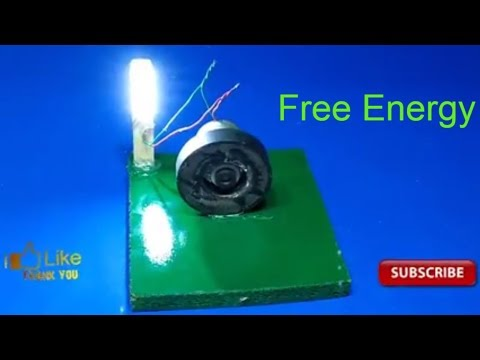 unlimited power free energy 100% real with magnet new exhibition project