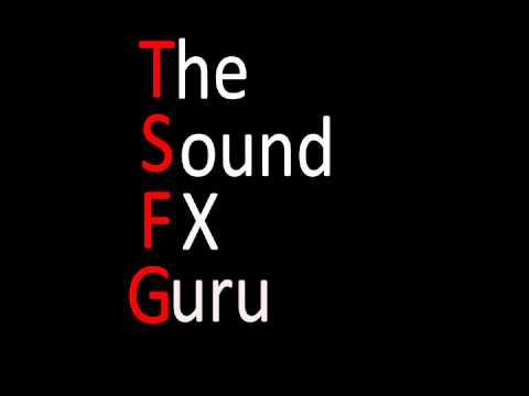 Sound Effect Categories