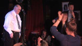 TALENT TIME: Aspiring comedian, Richard McDonald