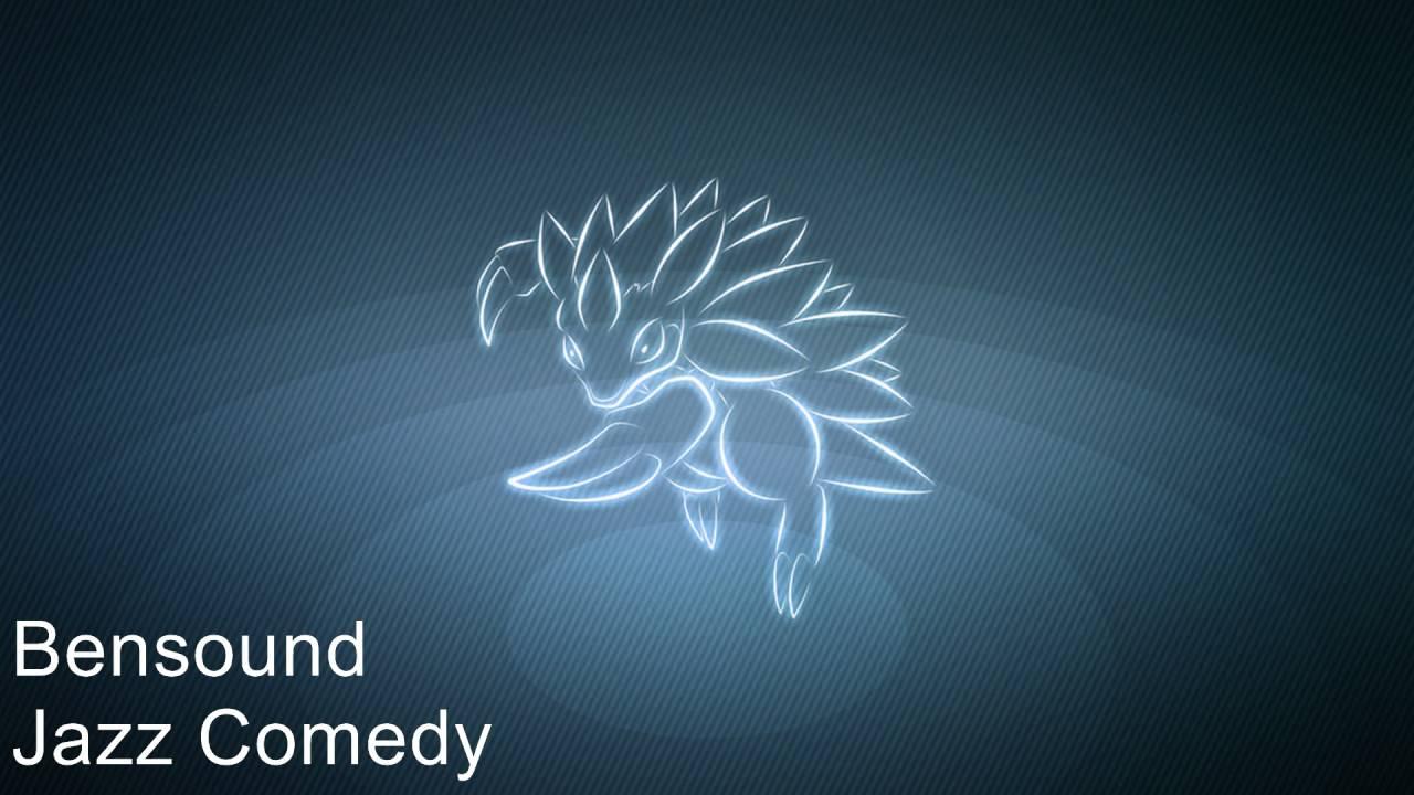 NO COPYRIGHT MUSIC : Jazz Comedy Bensound (Royalty Free Music)
