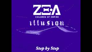 [Full Audio/MP3 DL] ZE:A- Step By Step HD