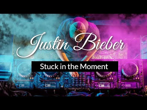 Justin Bieber - Stuck In The Moment karaoke [Instrumental] with Lyrics