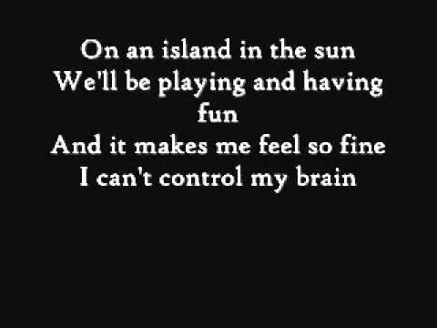 Weezer Island In The Sun Lyrics Youtube