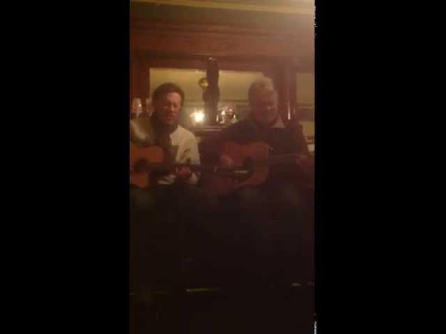 "MQ and JM sing ""The Cape May Song"""