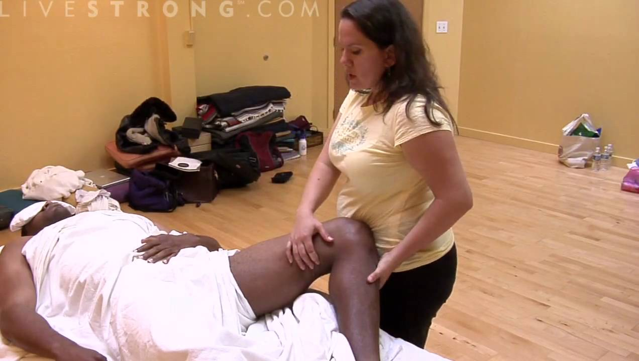 Accidental creampie for a casting french amateur 2