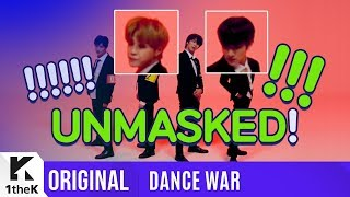 [DANCE WAR(댄스워)] Round 3: UNMASKED ver.