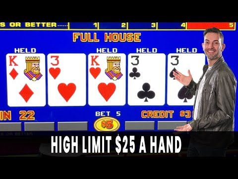 ♣ $25/Hand POKER ♠ Full House = Full Bank Account! 🐮 UNICOW Sighting!