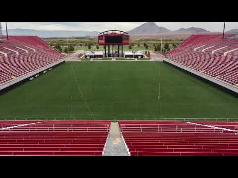 UNLV - Sam Boyd Stadium