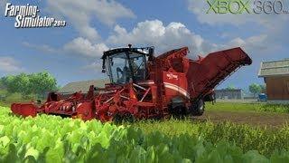 Farming Simulator 2013 Gameplay (XBOX 360 HD)