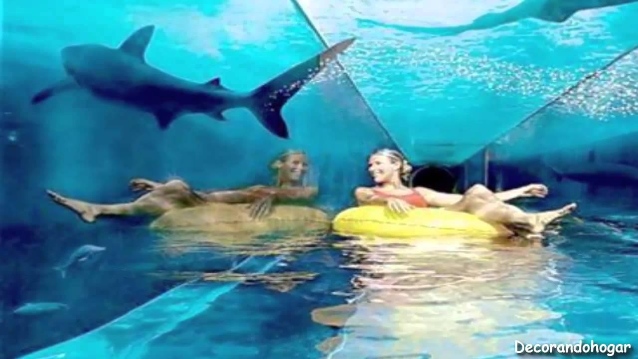 hotel bajo el agua en dubai hoteles bajo el mar youtube