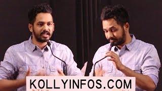 Aadhi gets Emotional on huge Success of Meesaya Murukku | Meesaya Murukku Success Meet