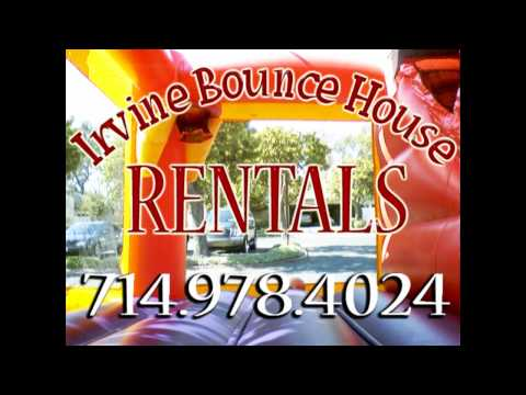 Irvine Bounce House - Jumpers - Tables
