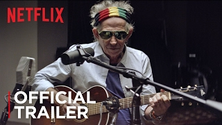 New Netflix original documentary Keith Richards: Under the Influenc...