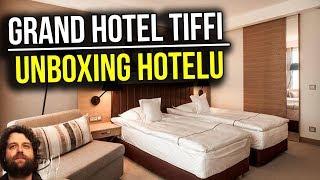 Grand Hotel Tiffi - Unboxing Hotelu - Wakacje Ator Wygląd Pokoju.