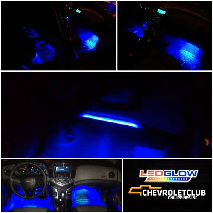 led and interior ameraguard p lighting truck