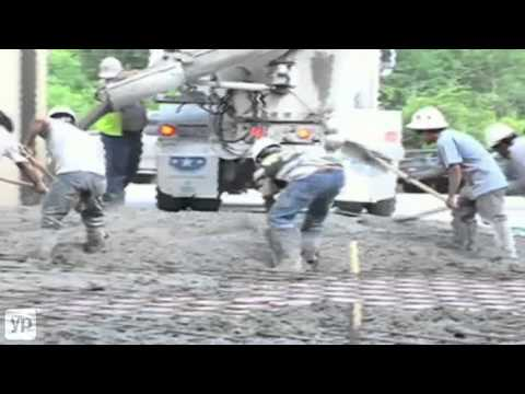 Houston Concrete Construction Texas Paving Contractors