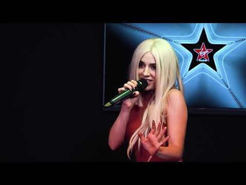 Ava Max - Sweet but Psycho (Live @ Virgin Radio Romania)
