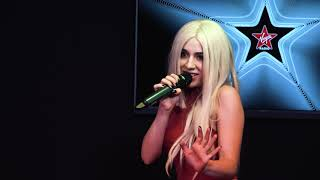 Ava Max - Sweet But Psycho  Live @ Virgin Radio Romania