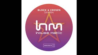 Block & Crown - Samba image