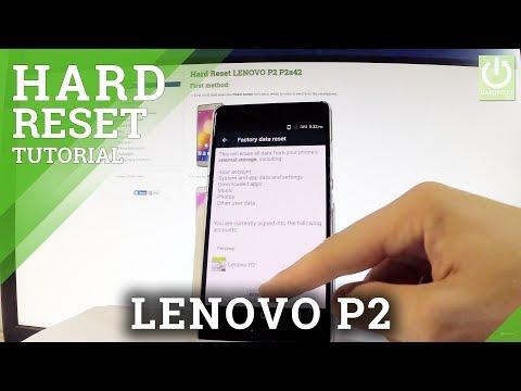 Mobile Info: Lenovo A536 Reset